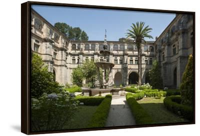 Monastery Of St Julian Of Samos Samos Lugo Galicia Spain Europe Photographic Print Michael Snell Art Com