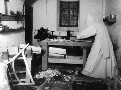 Monastic Carpenter