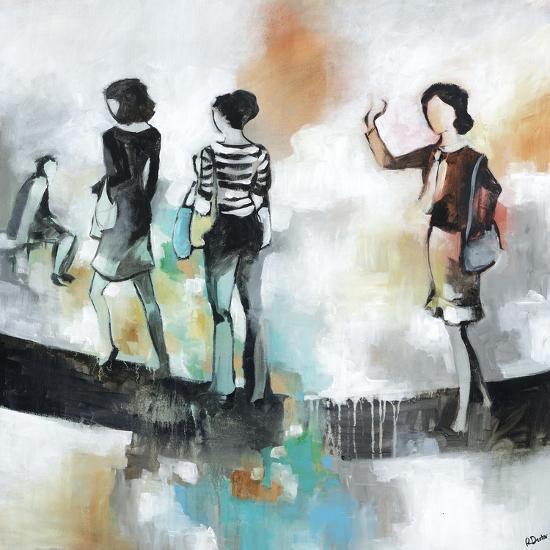 Monday II-Rikki Drotar-Giclee Print