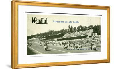 Mondial GP Motorcycle