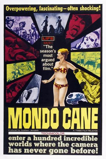 Mondo Cane, 1962--Art Print