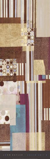 Mondo Dotz IV-John Butler-Art Print