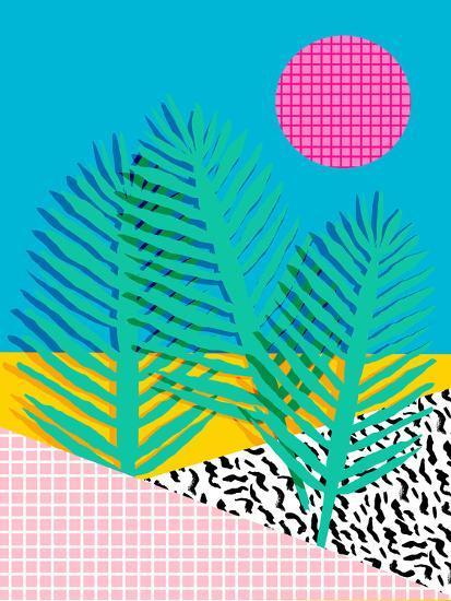 Mondo-Wacka Designs-Art Print