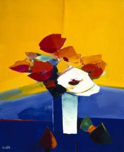 Autumn Blooms 3 by Monestier