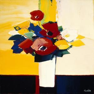 Autumn Blooms 4 by Monestier