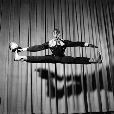 Arthur Mitchell - 1955 by Moneta Sleet Jr.