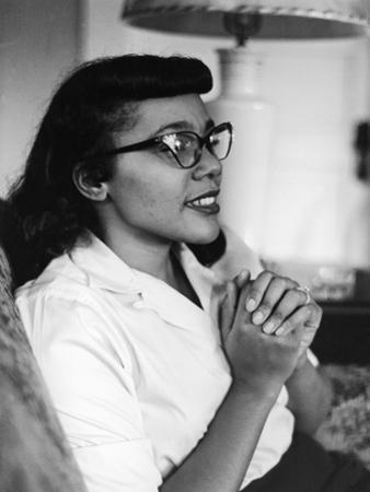 Civil Rights Icon Coretta Scott King, 1958 by Moneta Sleet Jr.
