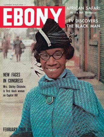 Ebony February 1969 by Moneta Sleet Jr.