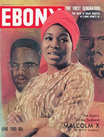 Ebony June 1969 by Moneta Sleet Jr.