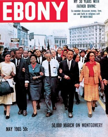 Ebony May 1965 by Moneta Sleet Jr.