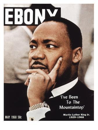 Ebony May 1968 by Moneta Sleet Jr.