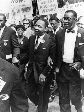 March on Washington 1963 by Moneta Sleet Jr.