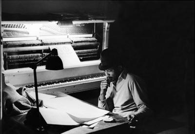 Quincy Jones -1961 by Moneta Sleet Jr.