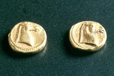 Money, Kerkouane, Tunisia, 3rd Century Bc--Photographic Print