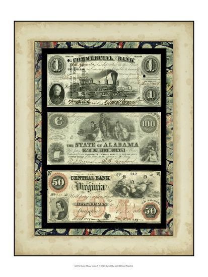 Money, Money, Money V--Art Print