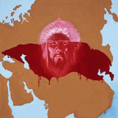 Mongol-English School-Giclee Print
