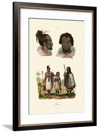 Mongolians, 1833-39--Framed Giclee Print