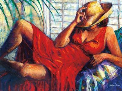 Chilling by Monica Stewart