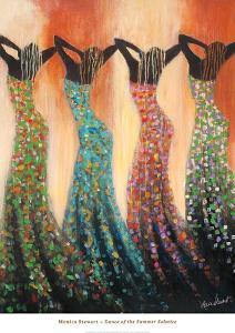 Dance of the Summer Solstice by Monica Stewart