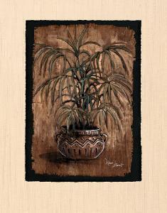 Exotic Flora II by Monica Stewart