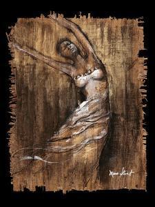 Graceful Motion II by Monica Stewart