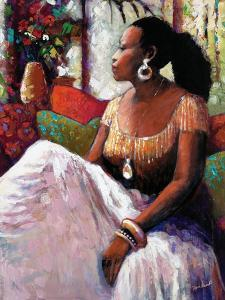 Peaceful Moment by Monica Stewart