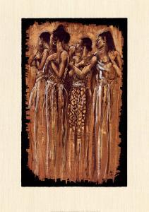 Sisters in Spirit by Monica Stewart
