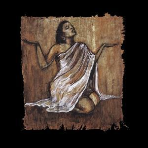 Soulful Grace IV by Monica Stewart