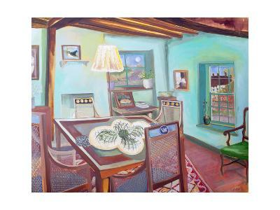 Monk's House - Dining Room-Lottie Cole-Photographic Print