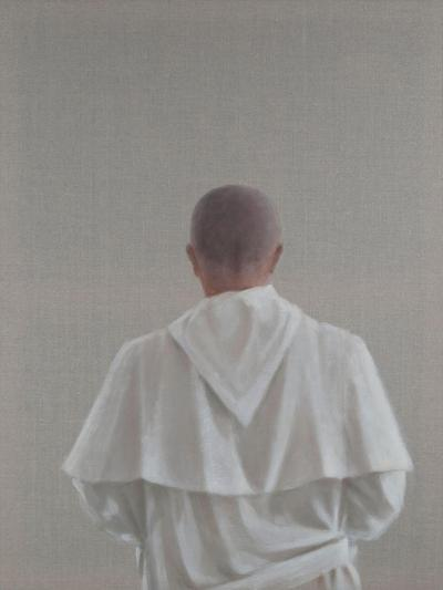 Monk Sant'Antimo III, 2012-Lincoln Seligman-Giclee Print