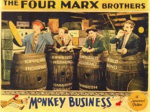 Monkey Business, 1931