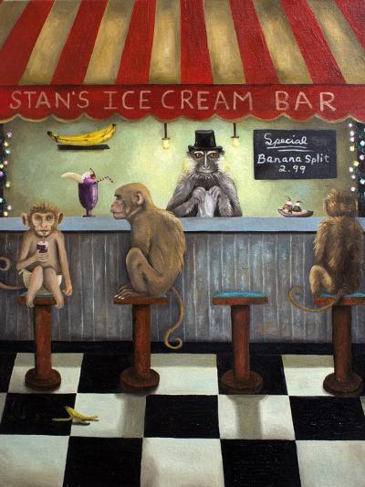 Monkey Business-Leah Saulnier-Giclee Print