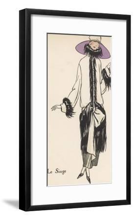 Monkey Fur Coat 1922