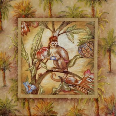 Monkey II--Art Print