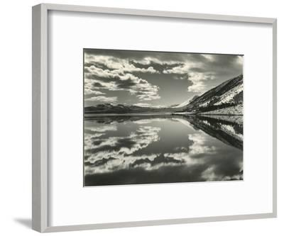 Mono Lake, California, 1954-Brett Weston-Framed Photographic Print