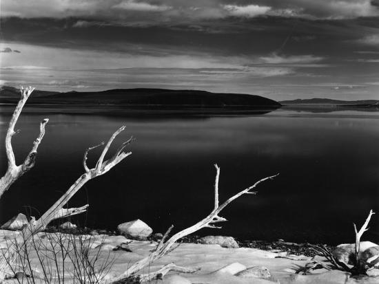 Mono Lake, California, 1955-Brett Weston-Photographic Print
