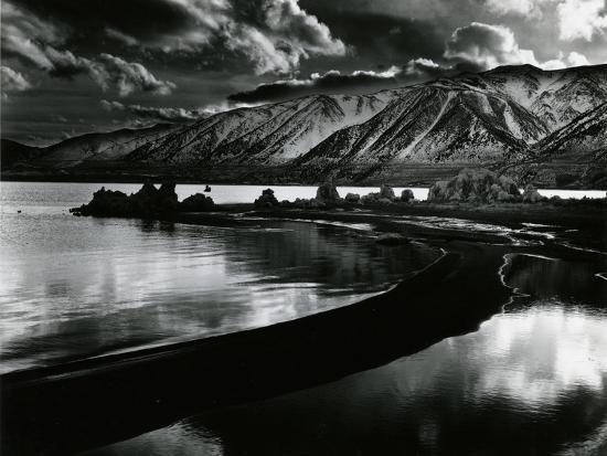 Mono Lake, California, 1958-Brett Weston-Photographic Print