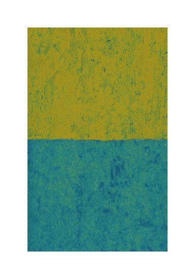 Monochrome (Green), 2011-Vlado Fieri-Giclee Print