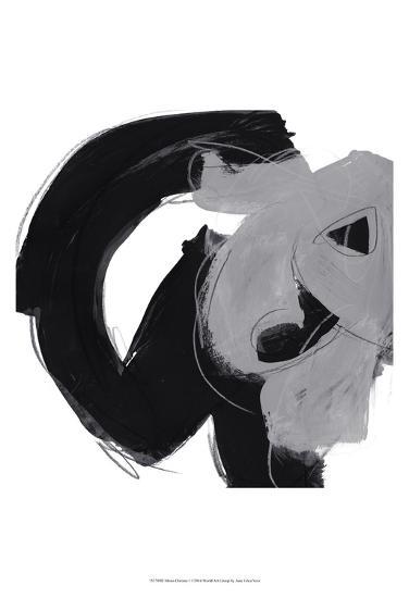 Monochrome I-June Erica Vess-Art Print