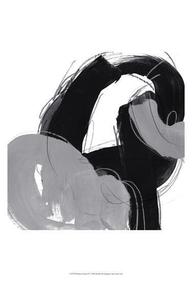 Monochrome IX-June Erica Vess-Art Print