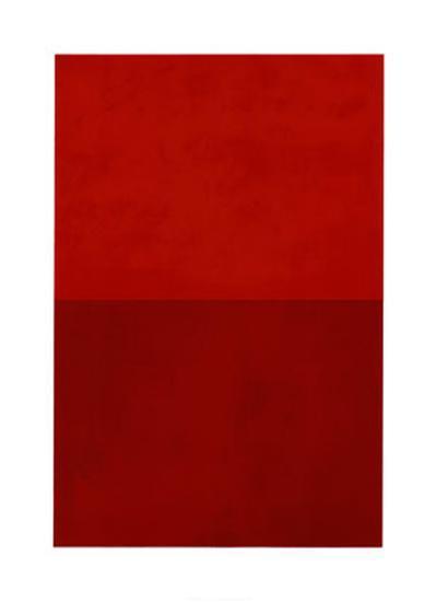 Monochrome Red, c.2005-Vlado Fieri-Serigraph