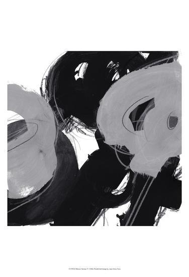 Monochrome V-June Erica Vess-Art Print