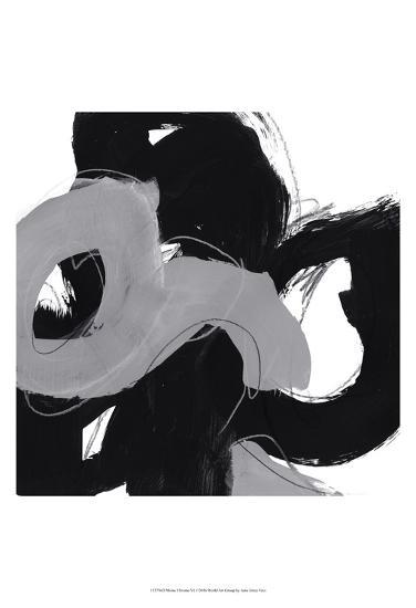 Monochrome VI-June Erica Vess-Art Print