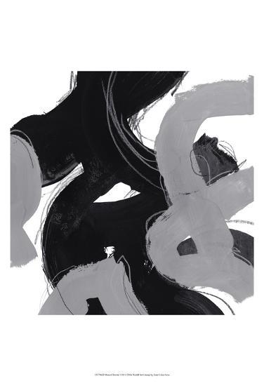 Monochrome VIII-June Erica Vess-Art Print
