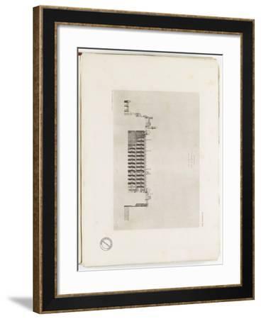 Monographie de la restauration du Château de Saint Germain en Laye--Framed Giclee Print