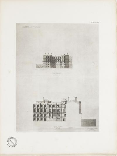 Monographie de la restauration du Château de Saint Germain en Laye--Giclee Print