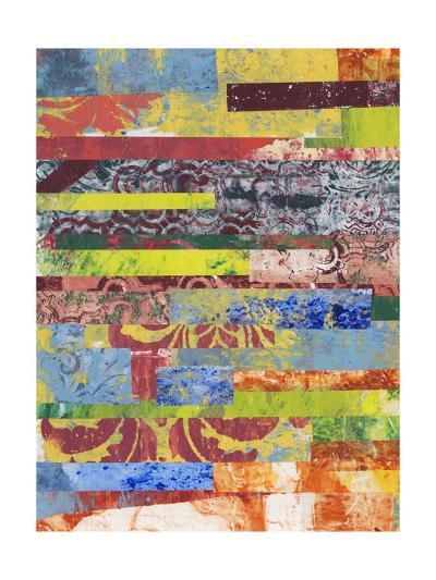 Monoprint Collage I-Regina Moore-Premium Giclee Print