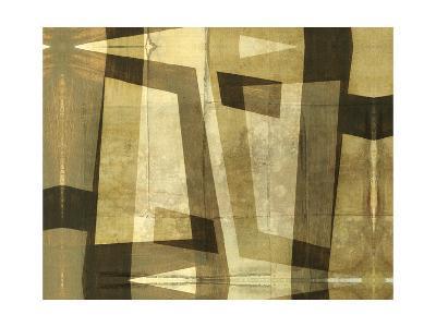 Monotype Inversion-Jennifer Goldberger-Art Print