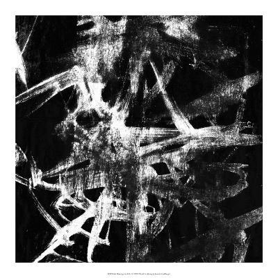 Monotype Scribble IV-Jennifer Goldberger-Art Print