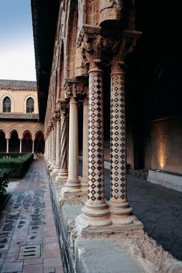 Monreale, Cathedral, 1172 - 1183, 12th Century--Photographic Print